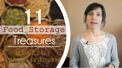 11 Food Storage Treasures