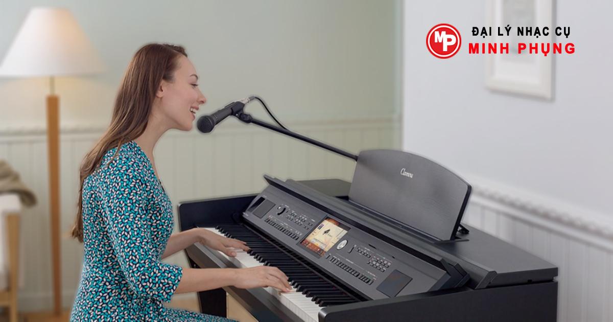 Nơi bán Đàn Piano Điện Yamaha Clavinova CVP-701B giá rẻ nhất