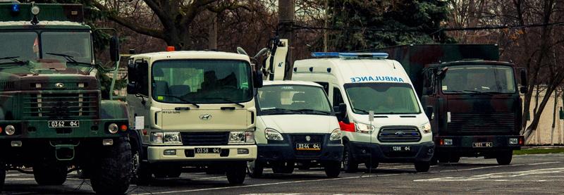 Спец-Ком-Сервіс поставив Нацгвардії 15 вантажівок