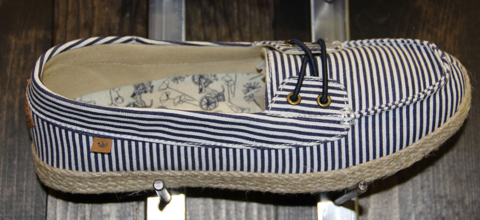 Color Trends Blues Pastels Outdoor Retailer S 2015 Espro Napoly Genuine Leather Portofolio Bag Black Loveboat Jute The Crafty Trim Contrasts Well With This Boat Shoe Style Cotton Canvas Upper Wrap Slip On That Comfy Super Pillow Insole