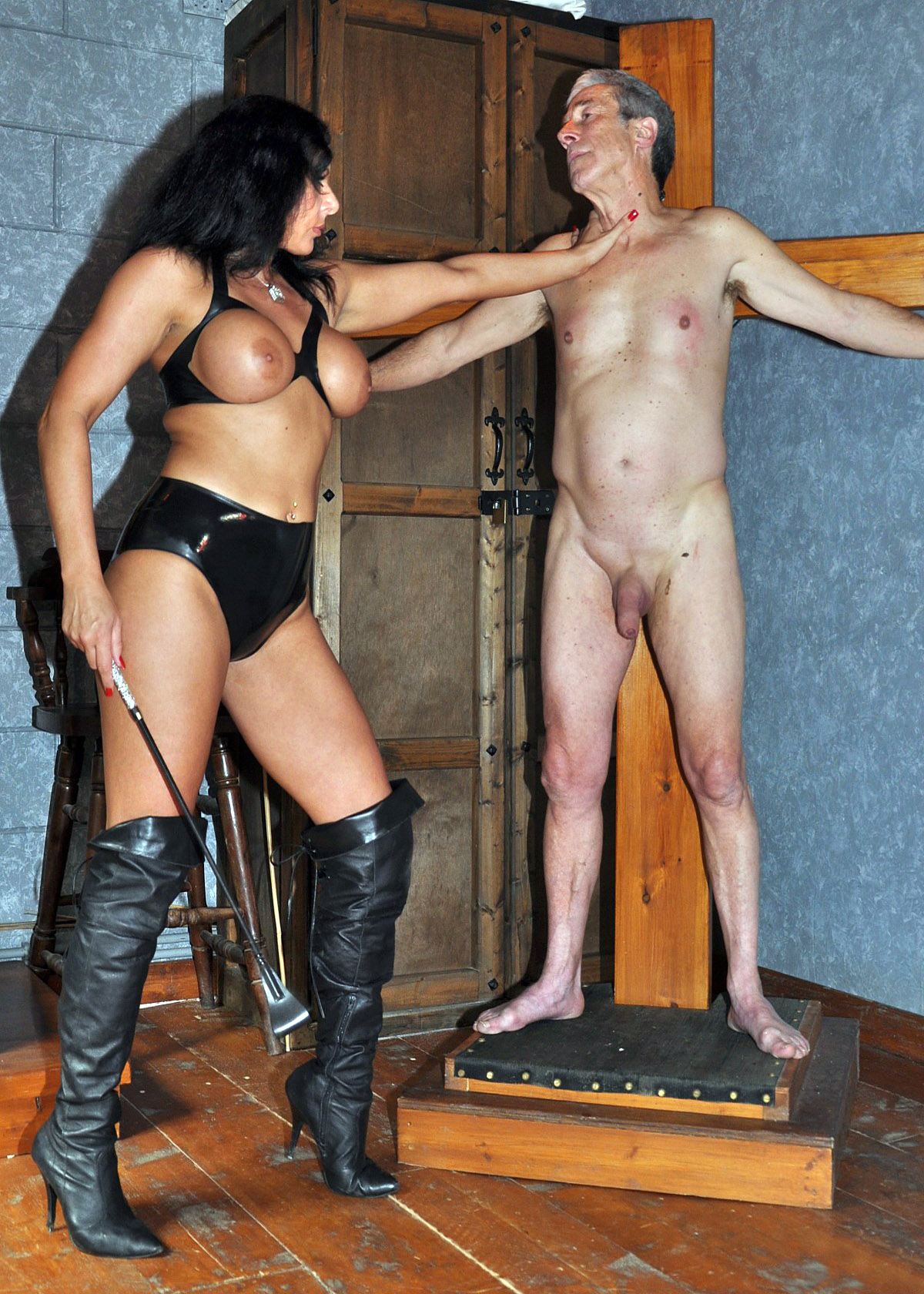 Bdsm furniture pillory
