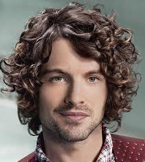 Peinados De Encanto Pelo Rizado Para Hombres 20132014