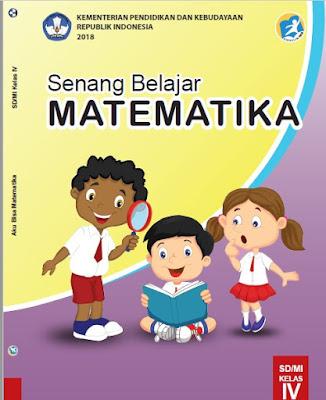 Buku Siswa dan Guru Matematika Kelas 4 Kurikulum 2013 Revisi 2018