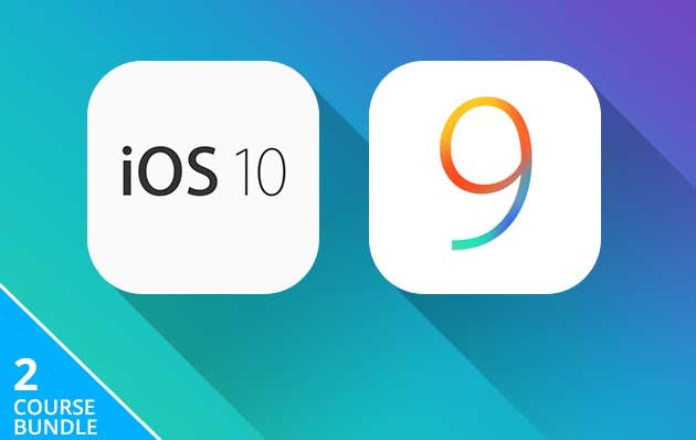 The Complete iOS 9 & 10 Development Courses by Rob Percival Bundle Discount