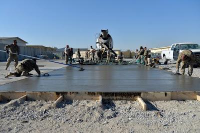 Construcción de Pavimento Rígido o de Hormigón