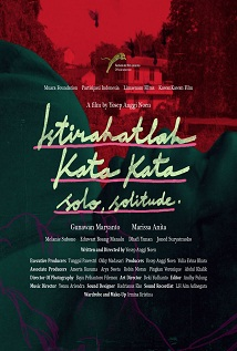 Download Istirahatlah Kata-Kata (2017)