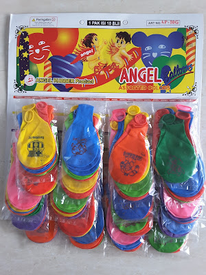 Balon Angel AP-10G