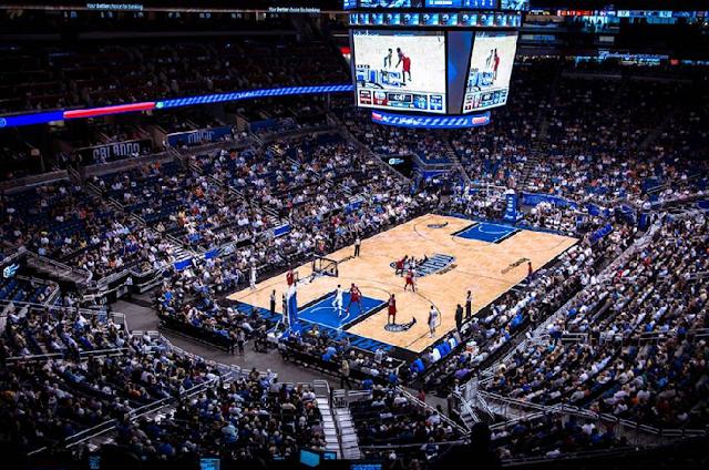 Juegos de NBA en Orlando