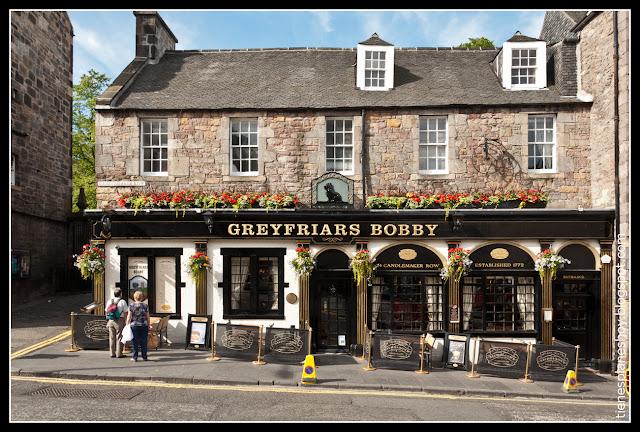 Greyfriars Bobby Edimburgo (Escocia)