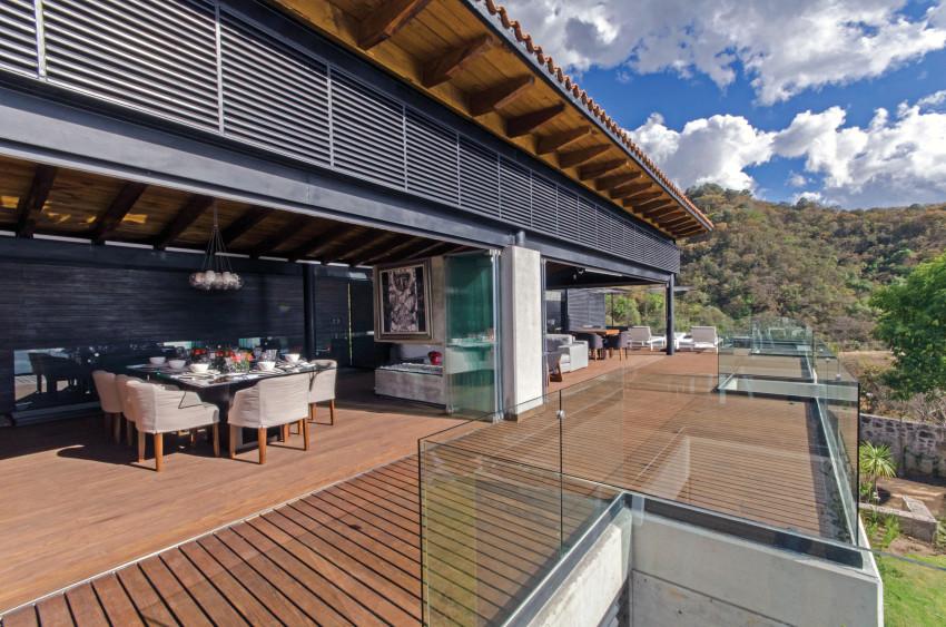 Casas modernas rr casa licencias de construccion bogota for Casa moderna bogota