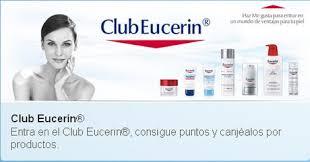 Gana cremas gratis Eucerin