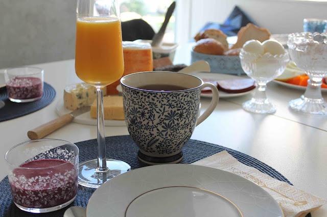 Bröllopsfrukost