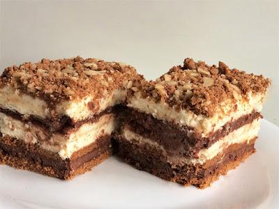 Łatwe ciasto z mascarpone bez pieczenia
