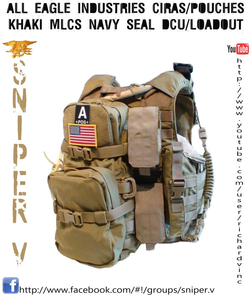Google The Sniper V Real Deal Aor1 Navy Seal Airsoft Loadout