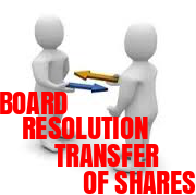 Board-Resolution-Transfer-Shares
