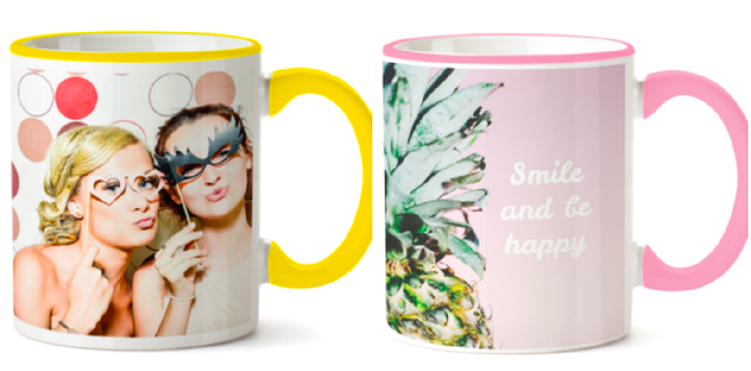 design your own mug cute gift idea