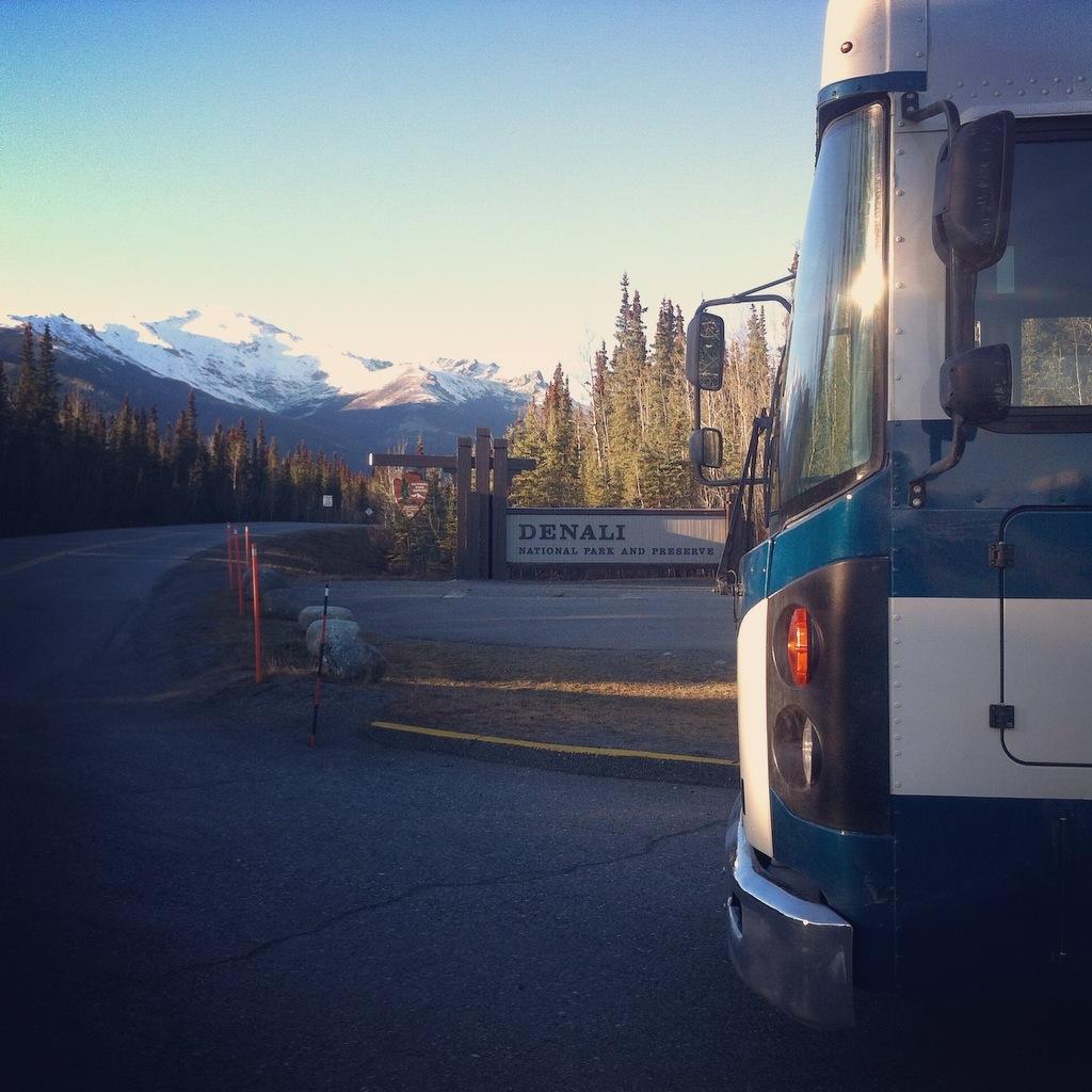 The Pilgrim Bus