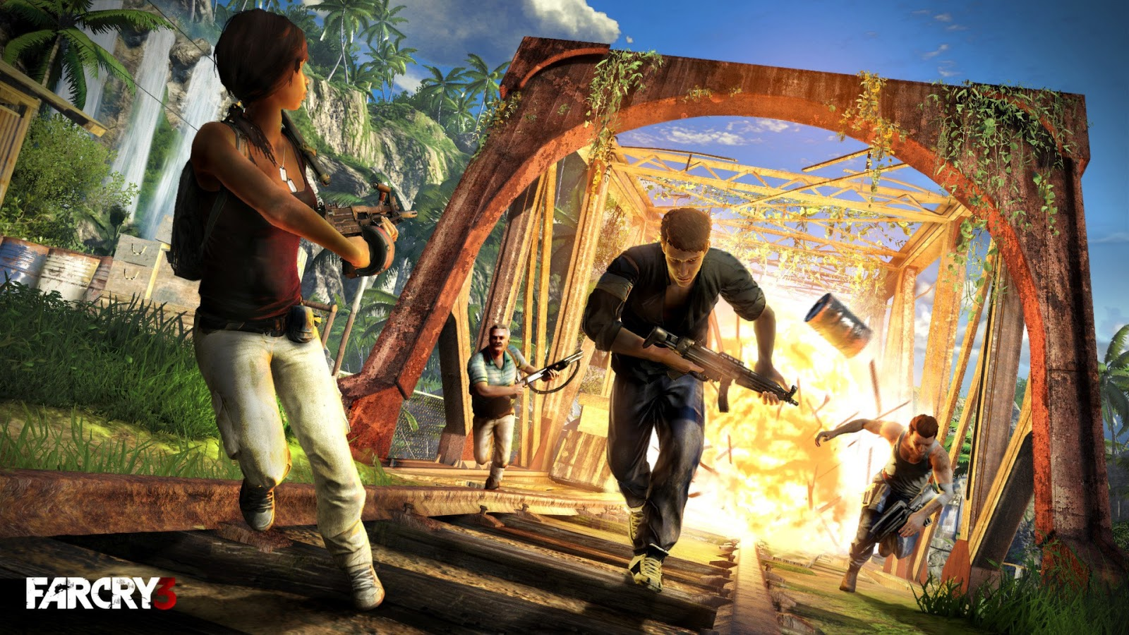 Far Cry 3 PC ESPAÑOL REPACK 2 DVD5 (JPW) 3