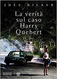 La verità sul caso Harry Quebert - copertina