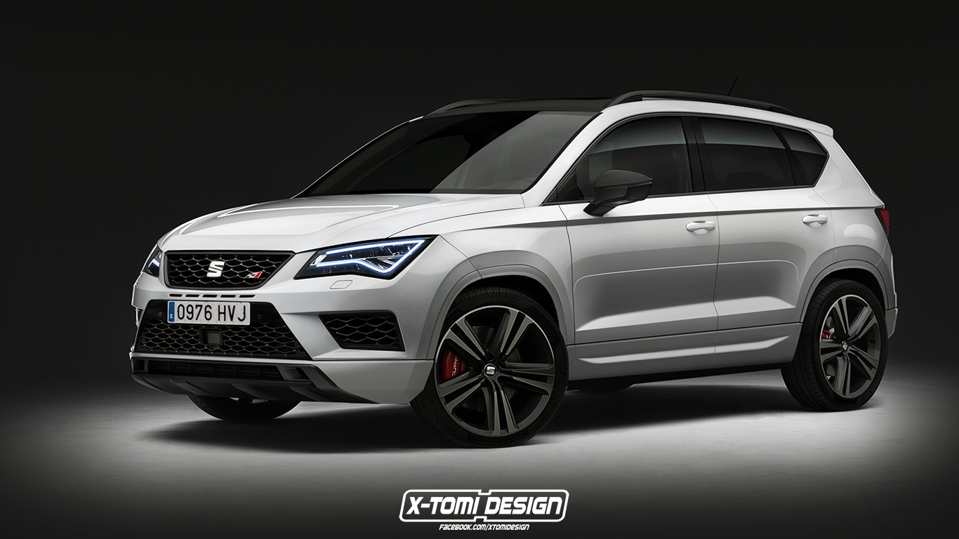 performance focused seat ateca cupra could see the light. Black Bedroom Furniture Sets. Home Design Ideas