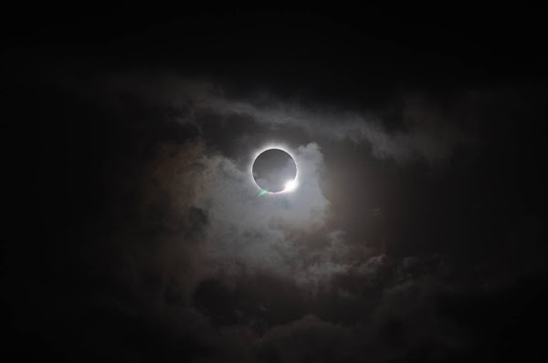 Ver en vivo eclipse total de sol  marzo 2016