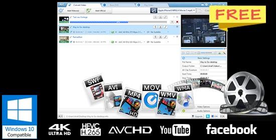 Download Any Video Converter Ultimate Software Untuk Convert Ke 3gp, Avi, Flv