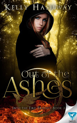 Release Week Blitz: Out of the Ashes by Kelly Hashway
