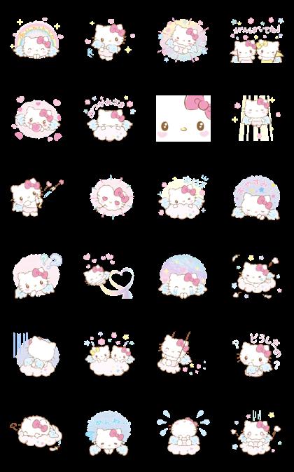 Hello Kitty: Baby Angel