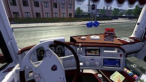 Scania R interior mod by furkan61
