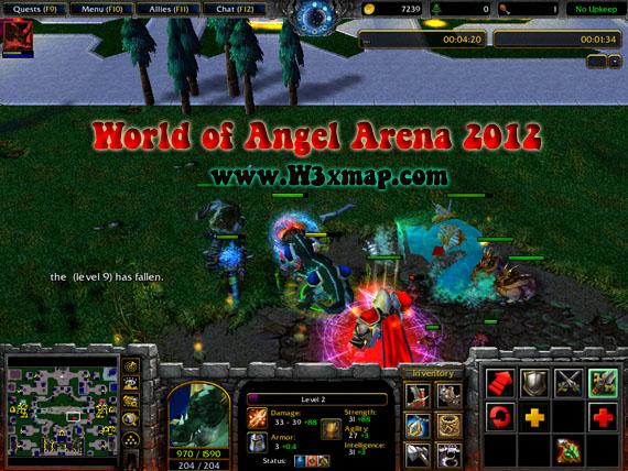 World of Angel Arena 2012 v13 1a