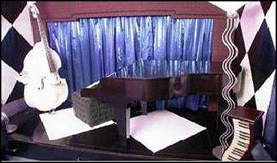 Decorating Theme Bedrooms Maries Manor Music Bedroom