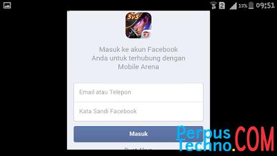 Cara Main 2 Akun Mobile Arena di Android dan IOS