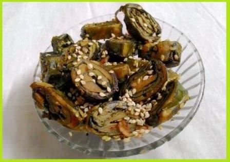 अरबी के पत्ते की सब्जी - घुइयाँ के पतोड़े - Patra Bajia in Hindi