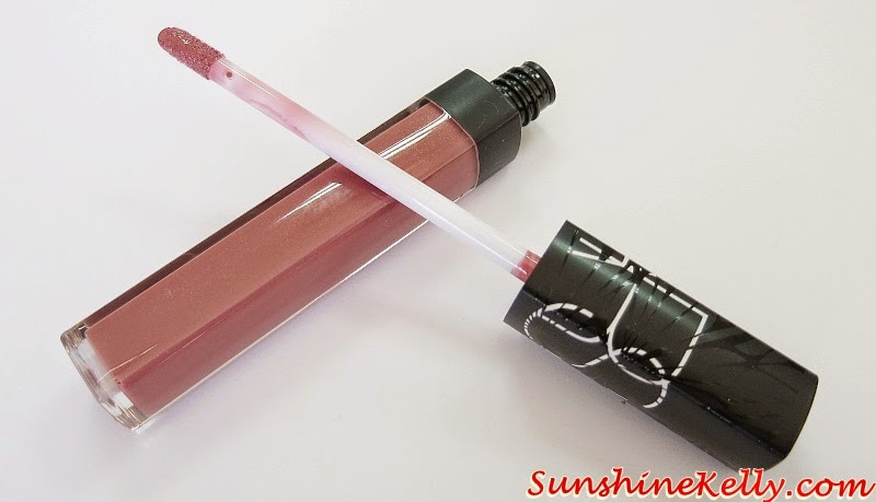 NARS Lipgloss, NARS Holiday 2014 Collection, Beauty Review, NARS Cosmetics, NARS Malaysia, NARS Makeup