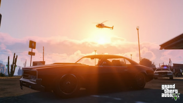 GTA V Screenshot HD