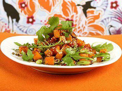 salata de dovleac copt