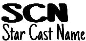 Starcastname - Cast & Crew Name