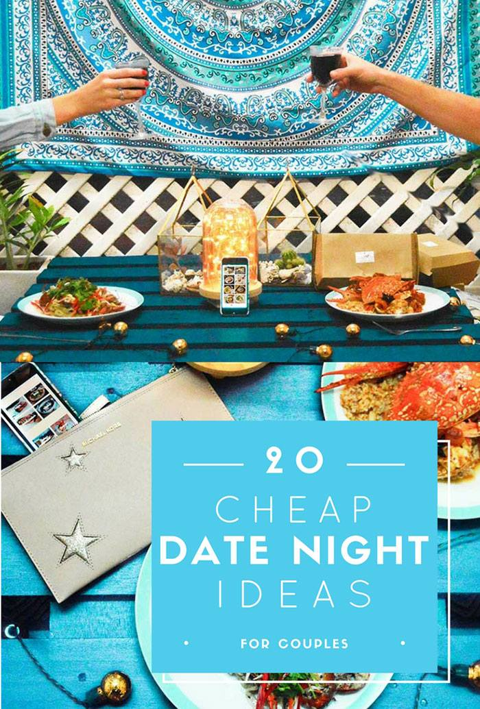 20 cheap date night ideas for couples