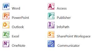 list of microsoft office programs work with office