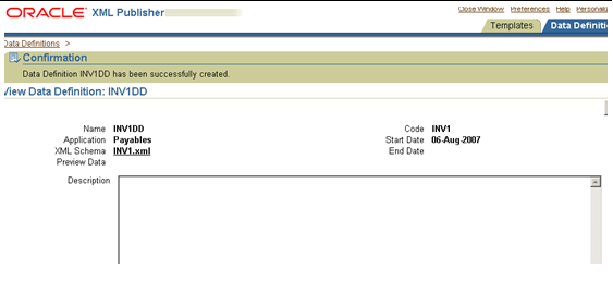 Pradipta 39 s oracle application xml publisher report bi for Bi publisher data template example