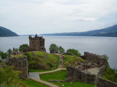 Urquhart Castle, Loch Ness, Highlands, Scotland, Escòcia, Regne Unit, United Kingdom