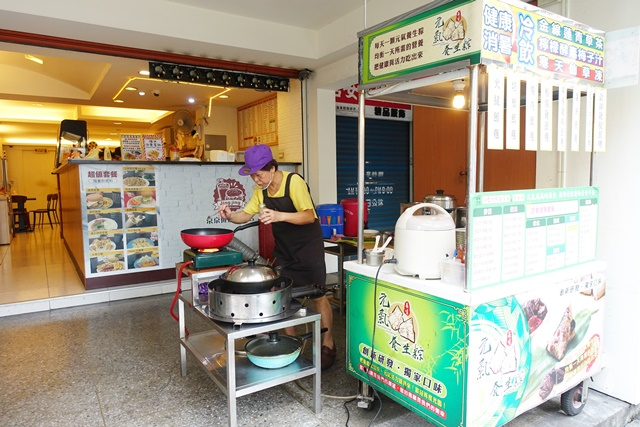 京京健康素食早餐店~台北士林區葷素中西式早餐