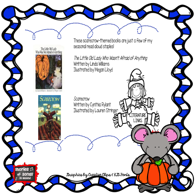 Scarecrow themed writing and word work activities, as well as mentor texts, will get your young writers and readers excited about compound words.