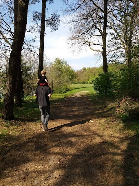 20170430 160146 - Wandelen op het Rutbeek