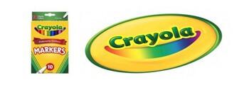 bút lông cho bé Crayola của mỹ www.shophuynhgia.com