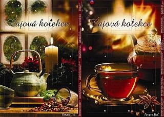 pangea, čajový adventní kalendář