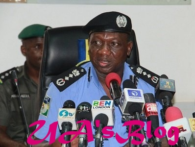 IG keeps mum after meeting Osinbajo, AGF, DSS boss