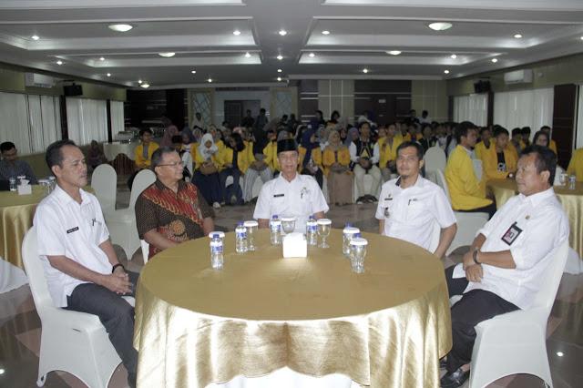 Mahasiswa Unsri Bangga Bisa KKN di Musi Banyuasin