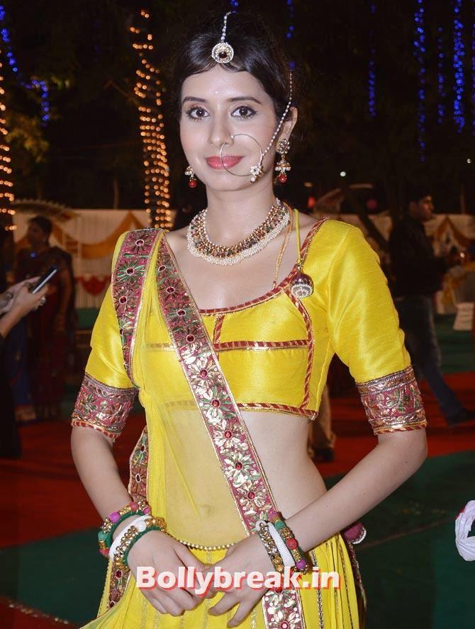 Charu Asopa, Diya Aur Baati Hum star Deepika Singh Marriage Pictures