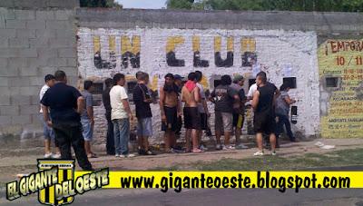 Resultado de imagen para site:giganteoeste.blogspot.com venta de entrada